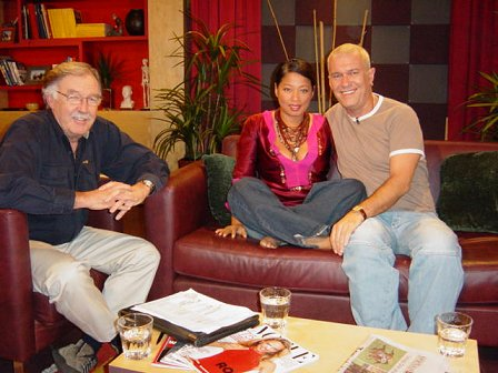 Goerge Interviews Jimmy and Jane Barnes